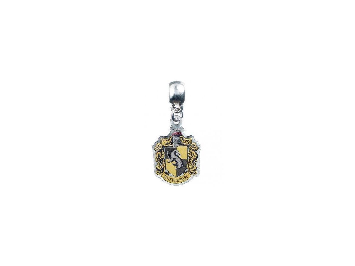 Harry Potter Ciondolo Tassorosso Crest (silver Plated) Carat Shop, The