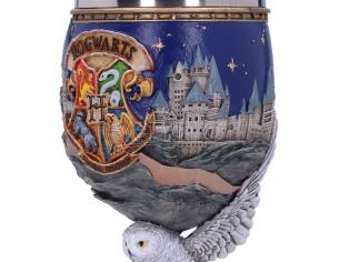 Harry Potter HOGWARTS COLLECTIBLE GOBLET BICCHIERI NEMESIS NOW