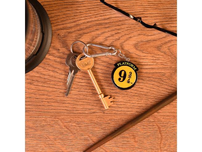 Harry Potter Binario 9 3/4 Resin 3d Portachiavi Portachiavi Pyramid International