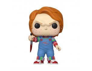 La Bambola Assassina 2 Funko Pop Film Vinile Figura Chucky 25 cm