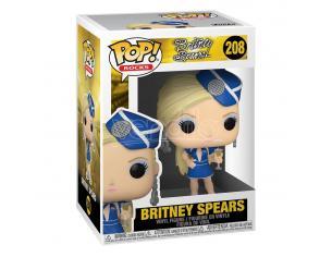 Britney Spears Funko Pop Rocks Vinile Figura Stewardess 9 Cm