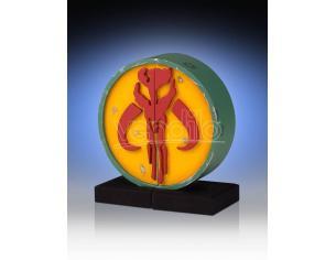 Star Wars Figura Mandalorian Fermalibri 11 cm Edizione Limitata Gentle Giant