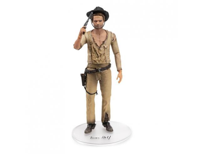 Lo Chiamavano Trinità Film Statua Trinità Terence Hill 18 cm Oakie Doakie Toys