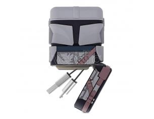 Star Wars The Mandalorian PowerSquad Flip Retractable Cable 3in1 The Mandalorian Thumbs Up