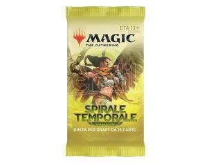 MAGIC SPIRALE TEMPORALE BUSTE CARTE - DA GIOCO/COLLEZIONE