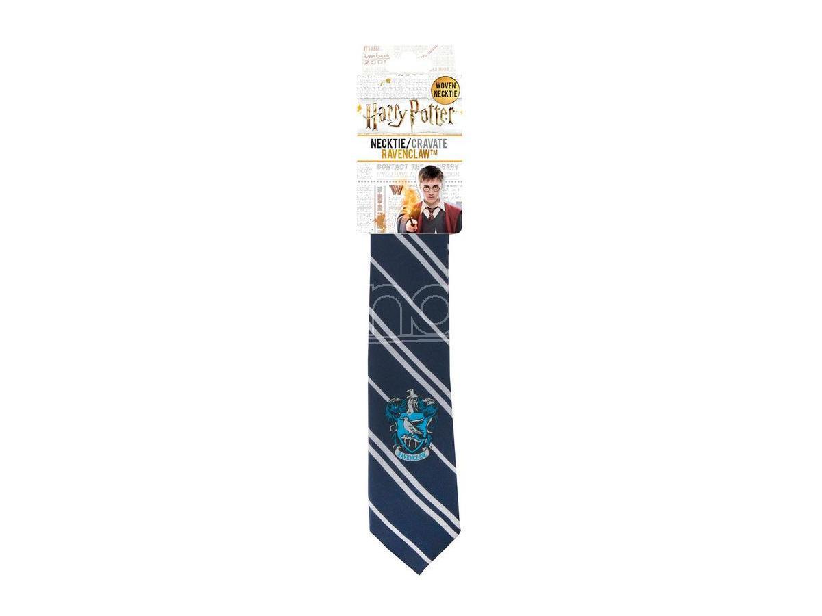 Harry Potter Cravatta Intrecciata Logo Corvonero Cinereplicas
