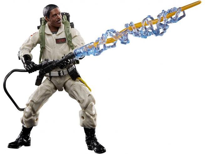Ghostbusters Fantasma Statua Winston Zeddemore Figura 15 cm Hasbro