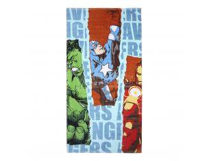 Avengers Asciugamano Telo Mare 70X140 CM Cerdà
