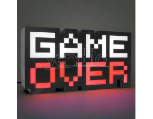 Game Over Lampada 8-BIT 30 Cm Paladone Products