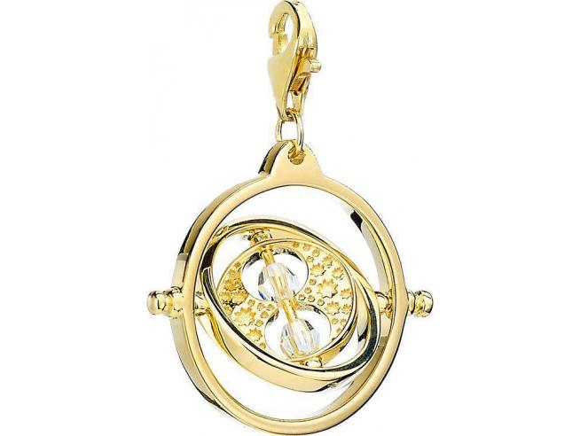Harry Potter X Swarovski Ciondolo Giratempo (gold Plated) Carat Shop, The