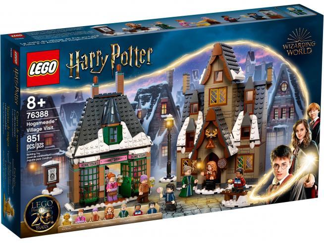 LEGO HARRY POTTER 76388 - VISITA AL VILLAGGIO DI HOGSMEADE