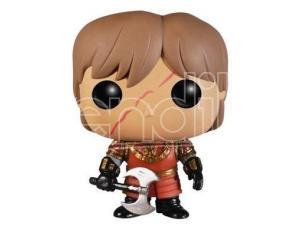 Game of Thrones Funko POP Vinile Figura Tyron Lannister in Battaglia 9cm ROVINATO
