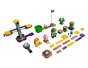 LEGO SUPER MARIO 71387 - AVVENTURE CON LUIGI