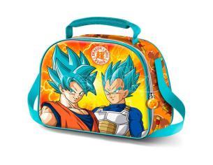 Dragon Ball Energy 3d Borsa Per Il Pranzo Karactermania