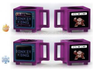 Nintendo Heat Change Tazza donkey Kong Pyramid International