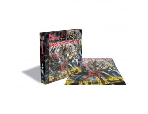 Iron Maiden Rock Saws Jigsaw Puzzle The Number Of The Beast (1000 Pieces) PHD Merchandise