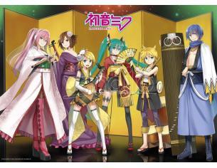 Hatsune Miku Puzzle Group PHD Merchandise