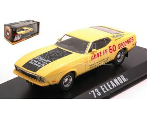 GREENLIGHT GREEN86571 FORD MUSTANG MACH 1 ELEANOR GONE IN SIXTY SECONDS 1974 1:43 Modellino