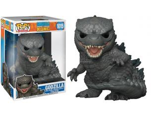 Godzilla Vs Kong Funko POP Film Vinile Figura Godzilla 25 cm