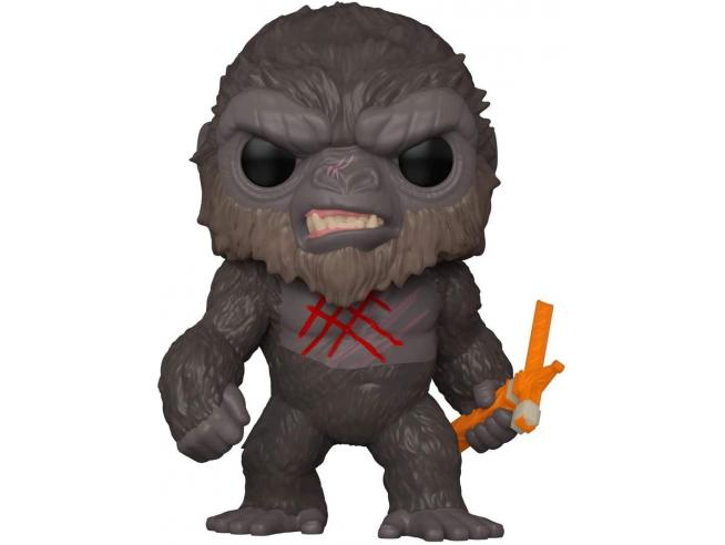 Godzilla Vs Kong Funko POP Film Vinile Figura Kong Segnato dalla Battaglia 9 cm