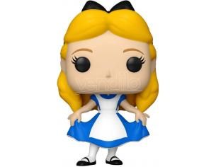 Alice nel Paese delle Meraviglie 70th Anniversario Disney Funko POP Vinile Figura Alice fa un Inchino 9 cm