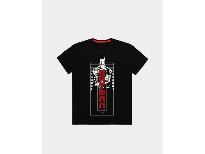 Warner Batman Maglietta Cavaliere Oscuro Difuzed