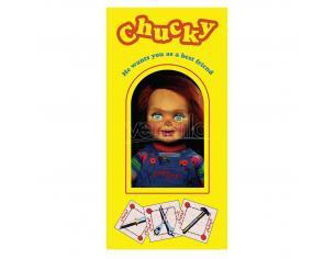 Child's Play Chucky Asciugamano Telo Mare Factory Entertainment