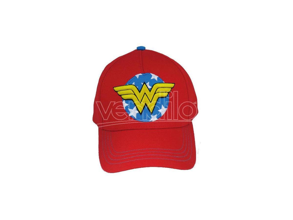 Dc Comics Wonder Woman  Adulto Cap Dc Comics