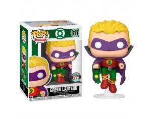 Dc Comics Funko Pop Vinile Figura Lanterna Verde Esclusiva 9 cm