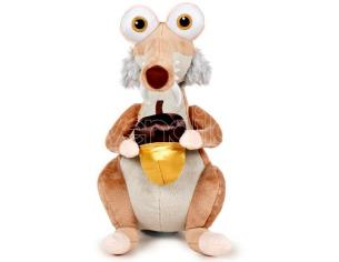 Ice Age Scrat Supersoft Peluche 27cm Play By Play