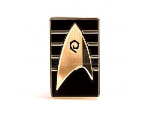 Star Trek Discovery Replica 1/1 Magnetic Cadet Badge Quantum Mechanix