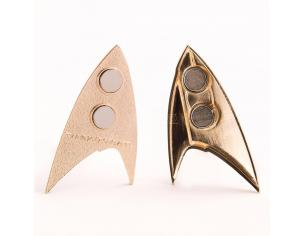 Star Trek Discovery Replica 1/1 Magnetic Starfleet Operations Division Badge Quantum Mechanix