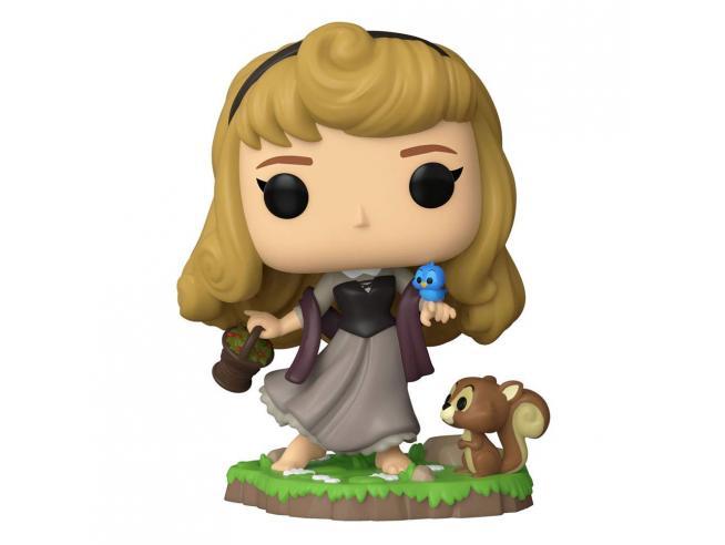 Disney Principesse Funko POP Animazione Vinile Figura Aurora 9 Cm