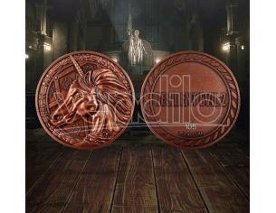Resident Evil 2 Replica 1/1 Unicorn Medallion FaNaTtik