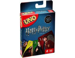 Harry Potter Carte Da Gioco Uno Mattel