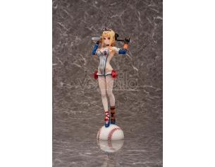 Yuri To Bat Pvc Statua 1/7 Ousaka Ouka 27 Cm Emon Toys