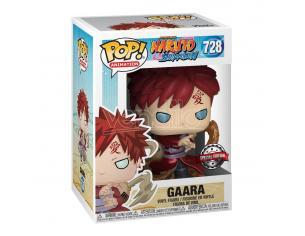 Naruto Funko Pop Vinile Figura Gaara (metallic) 9 Cm Edizione Speciale