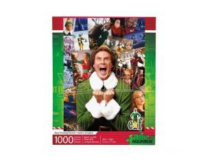 Elf Jigsaw Puzzle Collage (1000 Pieces) Aquarius