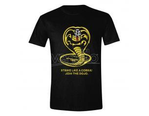 Cobra Kai Maglietta Annuncio Pcm