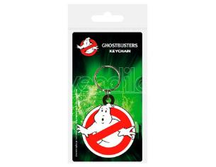 Ghostbusters Portachiavi con Logo in Gomma Pyramid International