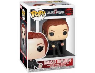 Marvel Black Window Funko Pop Vinile Figura Natasha Romanoff 9 cm