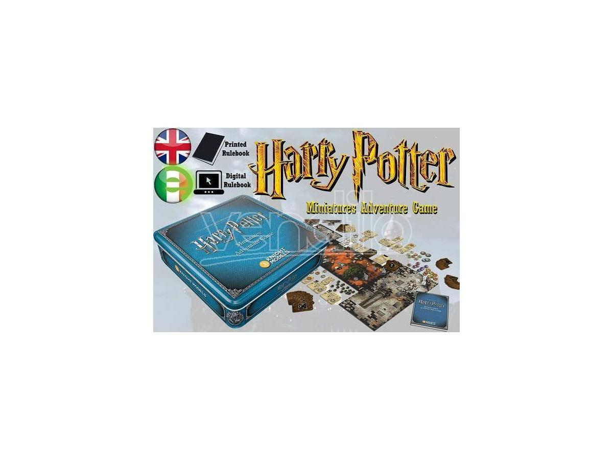 Harry Potter Knight Models Miniature Game Italiano Gioco Da Tavolo