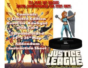 Wizbambino Dchc Justice League Unltd Op Kit Wargame