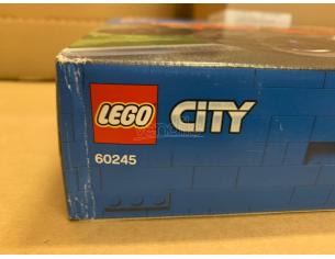 LEGO CITY POLIZIA 60245 - RAPINA SUL MONSTER TRUCK SCATOLA ROVINATA