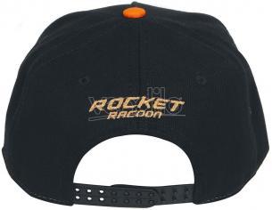 Marvel Kawaii Rocket Racoon Cappellino Regolabile Curvo Difuzed