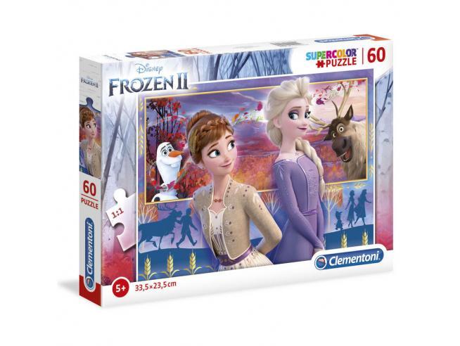 Disney Frozen 2 Puzzle 60 Pezzi Clementoni
