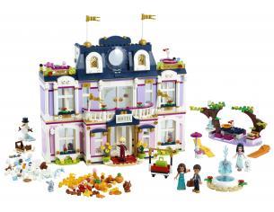 LEGO FRIENDS 41684 - GRAND HOTEL DI HEARTLAKE CITY