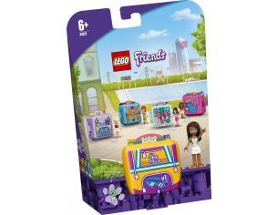 LEGO FRIENDS 41671 - IL CUBO DELLA PISCINA DI ANDREA