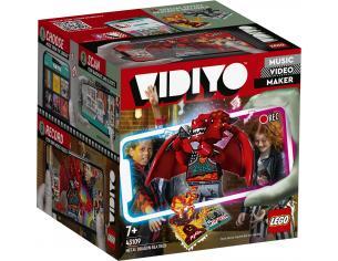 LEGO VIDIYO 43109 - BEATBOX DRAGO METALLICO