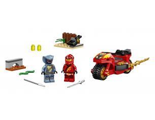 LEGO NINJAGO 71734 - LA MOTO-LAMA DI KAI